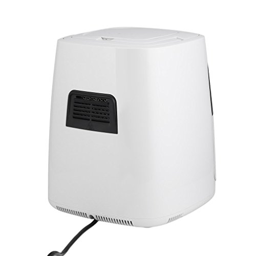 Homgrace Air Fryer, 2.5L Smokeless Electric Air Fryer Non-stick Fryer French Fries Machine 220V by Homgrace (Image #7)