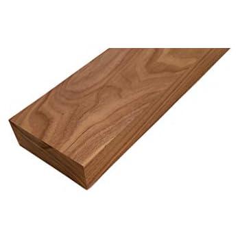 1 Pc Walnut Lumber Board 1 3//4 x 4 1 3//4 x 4 x 48