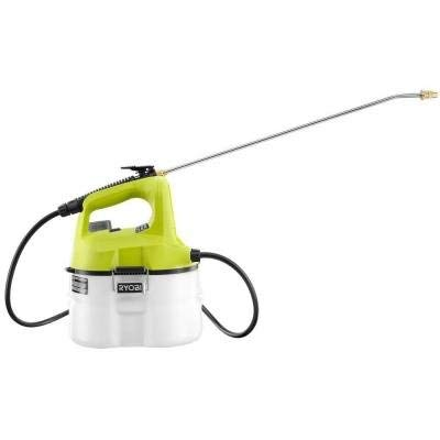 ONE+ 18-Volt Lithium-Ion Cordless Chemical Sprayer - Battery and Charger Not Included