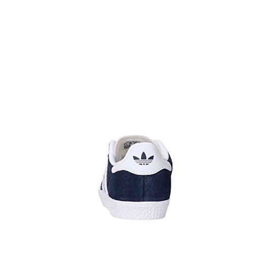 Adidas Gazelle I–Chaussures deportivaspara enfants, bleu–(maruni/Ftwbla/Ftwbla), 21