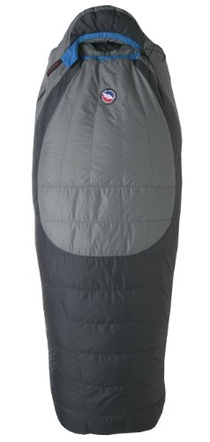 Big Agnes Fish Hawk 30 Degree Sleeping Bag (Regular, Left Zipper), Outdoor Stuffs