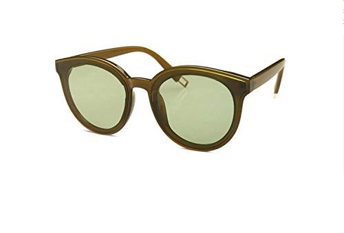 De Verde Sol Verde Gafas Gafas Transparentes De Película Color Conducción Océano Espejo Marco Sol Gafas De Gafas De liwenjun Eqw4aUwO