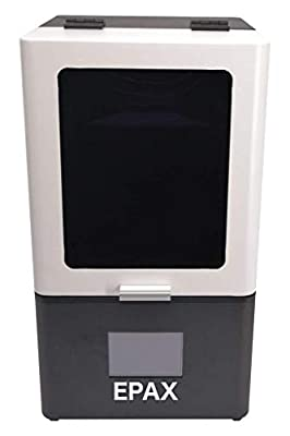 """EPAX X1 UV LCD 3D Printer with 3.5'' Smart Touch Color Screen Off-line Print 4.53""""(L) x 2.56""""(W) x 6.1""""(H) Printing Size"""