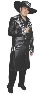 Black Mac Daddy Suit Costume (Mac Daddy Suit Costumes)