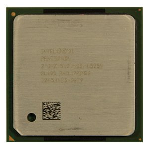 (Intel Pentium 4 2.0GHz 400MHz 512KB Socket 478 CPU)