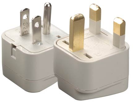 Antigua / Barbuda Grounded Adapter Kit - GUA and GUD by Going In Style