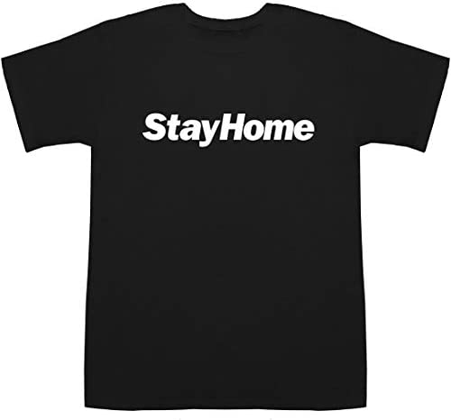 Stay Home 01 ステイホーム T-shirts