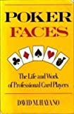 img - for Poker Faces by David Hayano (1983-12-03) book / textbook / text book