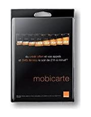 Mobicarte Oranje Classic SIM en Micro SIM-kaart
