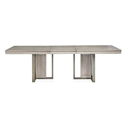 Magnussen D4876 Serenity Park Wood Double Pedestal Table by Magnussen