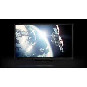 "Elite Black 70"" Pro-70x5fd Flat Panel 3d LED Hdtv"