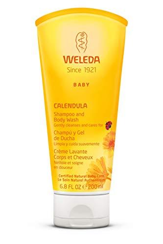 Weleda Baby Calendula Shampoo and Bodywash 6.8 oz by Fixbub