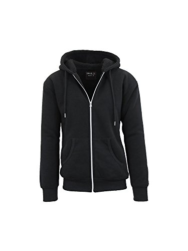 Men's Galaxy By Harvic Sherpa Lined Hoodie