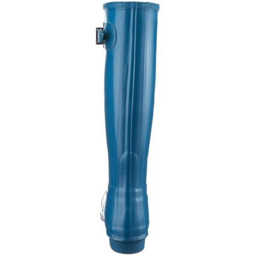 Hunter Original Tall - Botas para mujer Azul