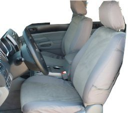 Fabulous Durafit Seat Covers Made To Fit 2009 2014 Tacoma Sr5 Front Pair Bucket Gray Endura Waterproof Seat Covers Dailytribune Chair Design For Home Dailytribuneorg