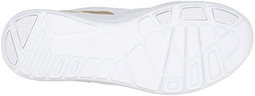 Zapatilla de deporte Evo Gold WNs Fashion, Puma White, 9.5 M US
