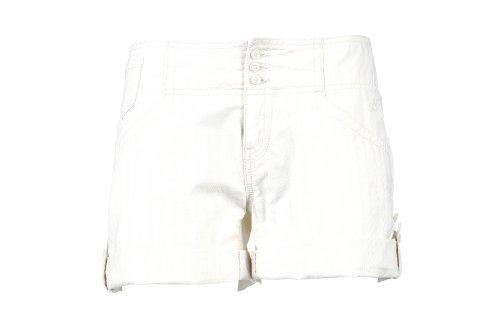 OXBOW - Pantalones cortos para mujer Blanco (Off White)