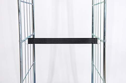 Goma elástica textil con 2 ganchos de alambre.: Amazon.es: Industria, empresas y ciencia