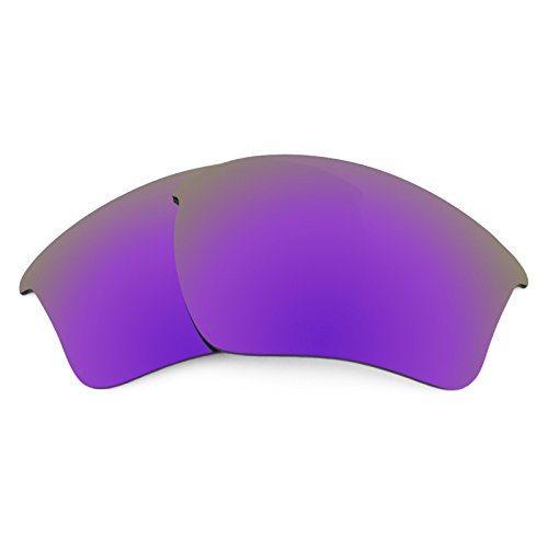 Revant Polarized Replacement Lenses for Oakley Half Jacket 2.0 XL Plasma Purple MirrorShield