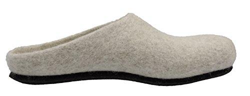 Unisex 709 17709 AN Gray Pantoffeln Erwachsene Natural MagicFelt t4RTwPzqxx