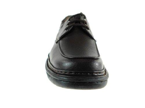Fit Lace Mens Oxfords Cas Up 01 Shoes Brown Comfort 4qRtOa