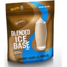 Caffe D Amore Skinny Vanilla Frappe Freeze Blended Ice Base Mix, 3 Pound -- 5 per case. by Kerry Food and Beverage