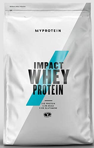 MyProtein Impact ホエイプロテイン