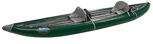 AIRE Super Lynx Inflatable Kayak-Green