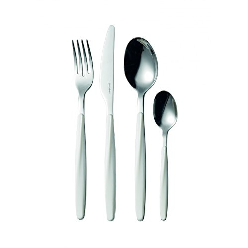 24 PIECE CUTLERY SET MY FUSION - WHITE
