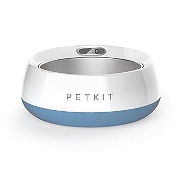 PETKIT Comedero mascotas, de acero inoxidable, antideslizante, con báscula y recomendación inteligente de raciones: Amazon.es: Productos para mascotas