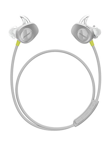 Bose SoundSport Wireless Headphones - Citron (Best Bluetooth Headset In India Under 1000)