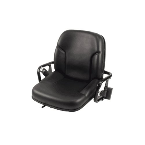 SMH 1049976 Replacement Vinyl Seat with Belt for CAT Forklift ()