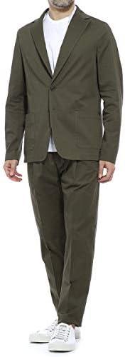 シングル 2つボタンスーツ/MAN FIT T-SUIT メンズ [並行輸入品]