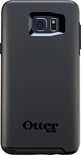OtterBox Symmetry Cell Phone Case for Samsung Galaxy Note5 - Black -