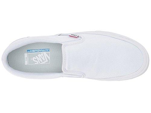 バンズ シューズ スニーカー Slip-On Pro White/Whit [並行輸入品]