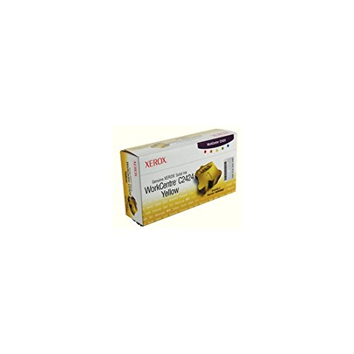 Solid C2424 Yellow Ink (Solid Ink Yellow 3400pages F/ C2424)