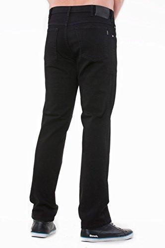 Revils - Jeans -  Homme -  Bleu - Black - rinse washed - Large