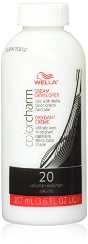 Wella Color Charm Creme 20 Volume Developer 3.6oz (2 - Developer Color