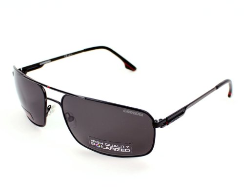 Carrera Sunglasses carrera 60 832M9 Metal Black - Dark Ruthenium Grey - Outlet Sunglasses Carrera