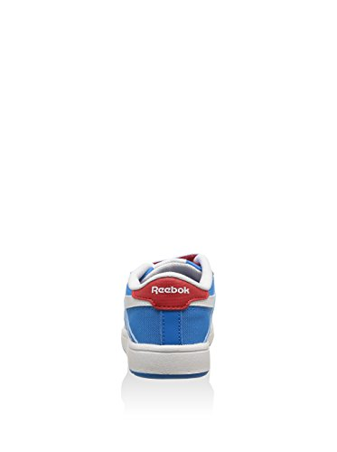 Royal Comp l2V CVS Tur–Schuhe Baby Jungen Reebok Blau/Rot/Weiß