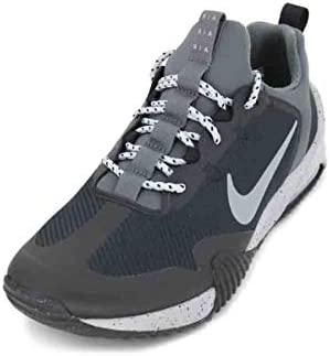 calidad isla Cubo  Nike Men's Air Max Grigora Fitness Shoes, Multicolour (Black/Wolf Dark Grey  004), 7.5 UK, 916767: Buy Online at Best Price in UAE - Amazon.ae