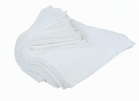 New Irregular Hand Towels - 16'' x 27'' - Case of 120 - by RagLady