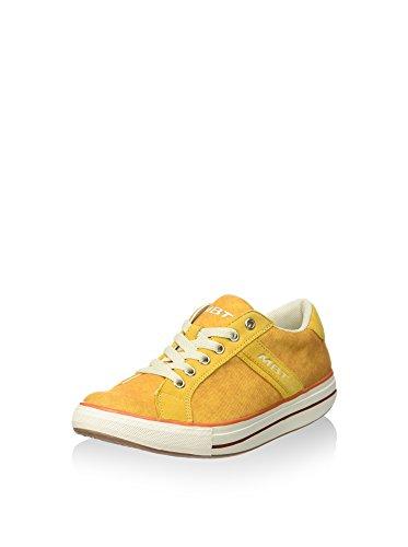Mbt Mujer Textil Eu 35 Sneakers Gamuza Amarillo rqACprn