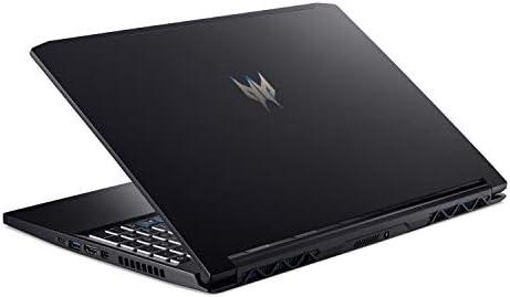Acer Predator Triton 300 Gaming Laptop, Intel i7-10750H, NVIDIA GeForce RTX 2070 Max-Q, 15.6″ FHD 240Hz 3ms IPS Display, 16GB Dual-Channel DDR4, 512GB NVMe SSD, WiFi 6, RGB Backlit KB, PT315-52-73WT 31yoq iqL 2BL
