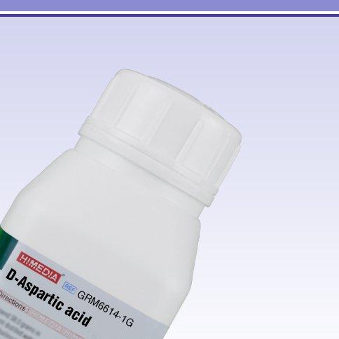 HiMedia GRM6614-1G D-Aspartic Acid, 1 g