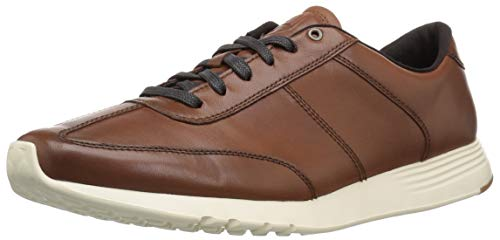 Cole Haan Men's Grand Crosscourt Runner Sneaker, British tan