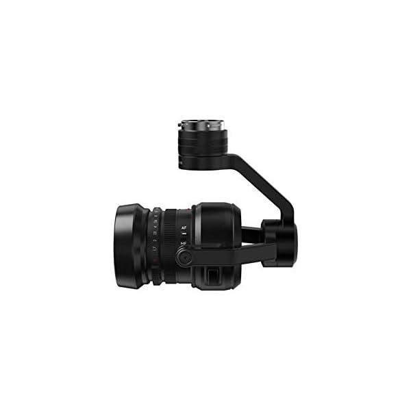 DJI Zenmuse X5S Camera Compatta con Obiettivo, Gamma Dinamica di 12.8 Stop, Sensore Micro 4/3 da 20.8 Megapixel Integrato, fino a 8 Obiettivi Professionali, con Sistema CineCore 2.0, Gimbal 3 Assi 4 spesavip