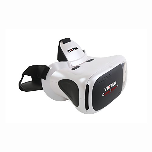 Canyon Breeze V3 3D VR glasses and Virtual Reality headset for 3D games, Youtube VR, and VR - Googles Goggles