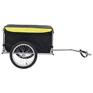 Remolque de Carga 65 kg para Bicicletas 2