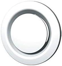 bouche dextraction r/églable en plastique diam/ètre 125mm berp